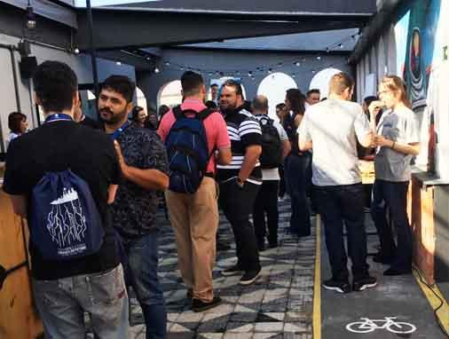 Evento Coworking Paulista