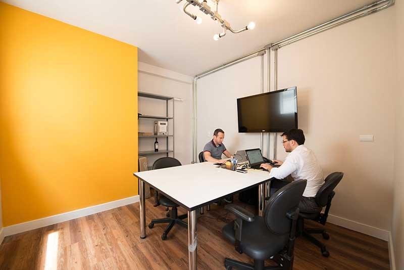 privativo coworking klabin